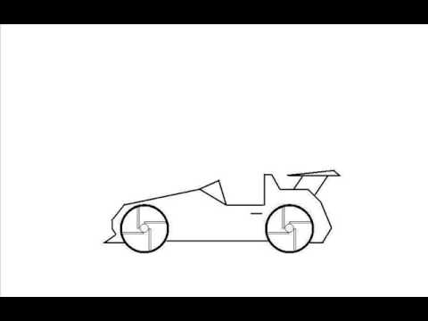 Jak Narysowac Samochod Youtube