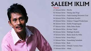 Saleem Iklim Full Album Slow Rock Lawas Malaysia Terbaik Sepanjang Masa