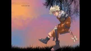 Garasi - Hilang (acoustic) Slide Naruto By Icha