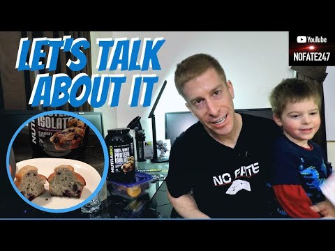 New Blueberry Muffin Whey Isolate Review| Sunday Supplement Review