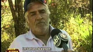 Acabou a tranquilidade na fazenda em Santana da Vargem