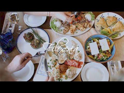 Greek Restaurant Filoxenia Zandvoort - Commercial spot 2017