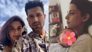 Sumeet Vyas and Ekta Kaul Shares First Picture of Their Newborn Son Ved Vyas