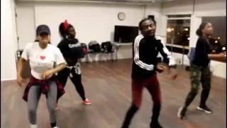 Yemi Alade|| Tum Bum|| e-JAY choreography
