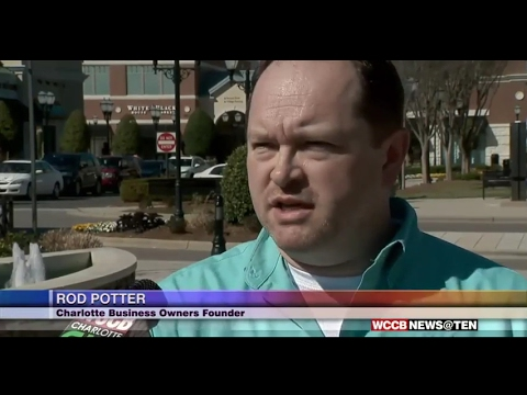 [WCCB News Interview] Rod Potter