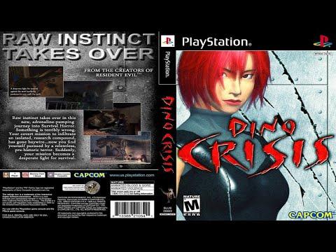 Descargar Dino Crisis 1 ePSXe PSX PAL Español Mega