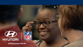 Hope Detector | Hyundai NFL Super Bowl LII thumbnail