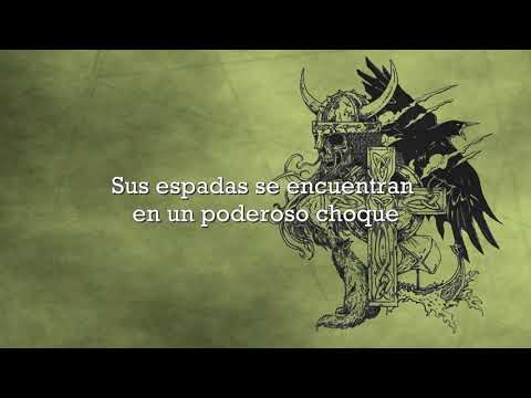 Amon Amarth - As Loke falls (Sub. Español)