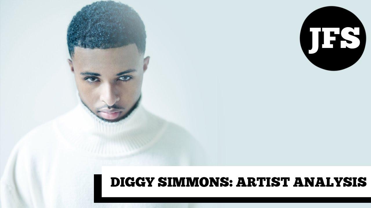 Diggy Simmons Artist Analysis