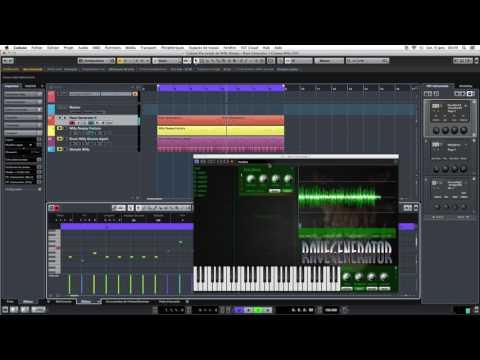 RaveGenerator 2 Vsti (MAC OS X Beta Testers Cubase Pro 9)