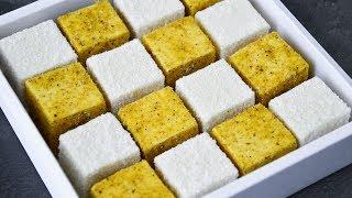 ПТИЧКА на сухом белке ☆ БАЗОВЫЙ рецепт для ЛЮБОГО ВКУСА