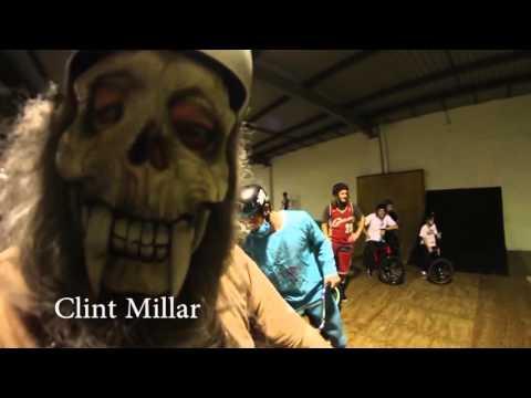 D.W.G.U Fieldhouse ft. Slaine (Prod. by Arcitype) BMX video