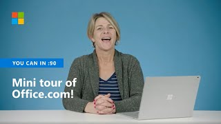You Can Access Office Online Free And From Anywhere: Mini Tour Of Office.com!