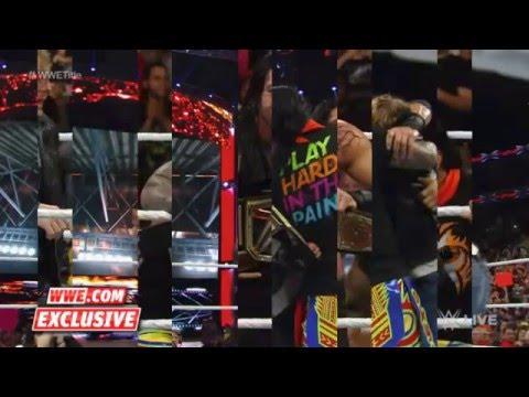 Roman reigns New WWE World Heavy Weight Champion