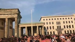 "Berlin ""Reclaim Club Culture"" Demo Brandenburger Tor 2018"