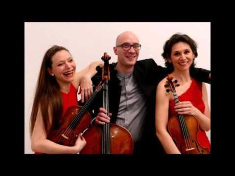 Trio Lirico spielt:  Ernst von Dohnànyi