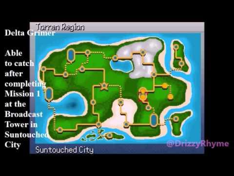 Pokemon Insurgence - How to get all Delta Pokemon