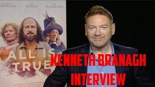 Kenneth Branagh Interview - All Is True
