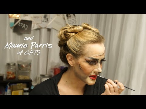 A Broadway Makeup Removal Story with Kiehl's   Mamie Parris of Cats
