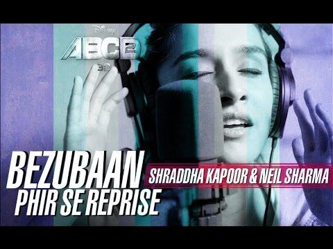 Shraddha Kapoor's 'Bezubaan Phir Se ' Unplugged | ABCD 2