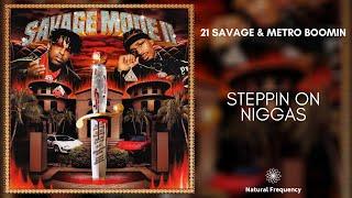 21 Savage x Metro Boomin - Steppin On Niggas (432Hz)