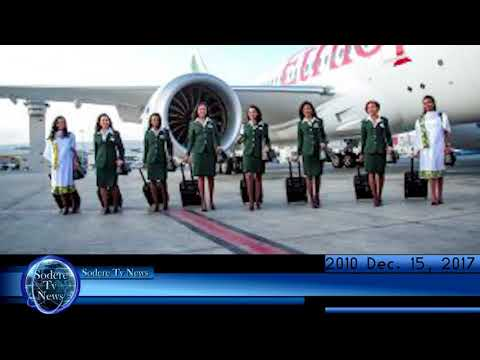 Ethiopian Airlines inaugurates all-female crew flight to Nigeria