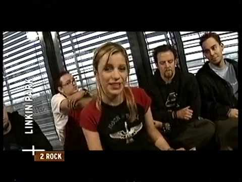 Linkin Park Interview 2001 2Rock / Part 1