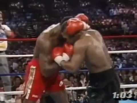Mike Tyson vs. Frank Bruno I (25-02-89)