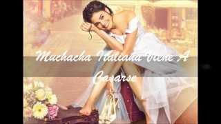 A donde va nuestro amor playa limbo muchacha italiana viene a casarse con letra lyrics