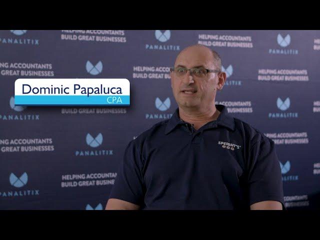 Panalytix - Testimonial