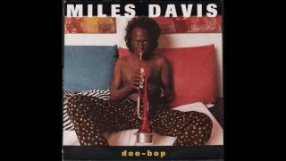 Miles Davis — The Doo-Bop Song (Doo-Bop, 1992) vinyl lp