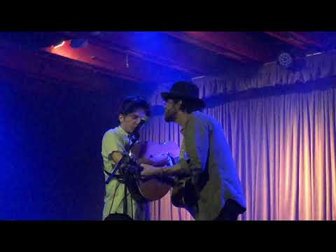 Langhorne Slim - Be Kind to Me (Duet with Twain, Michael Hurley cover) -  Live 3/3/17