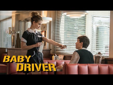 """Baby Driver: Alta Velocidade"" - Trailer Oficial ""TeKillYah""  (Sony Pictures Portugal)"