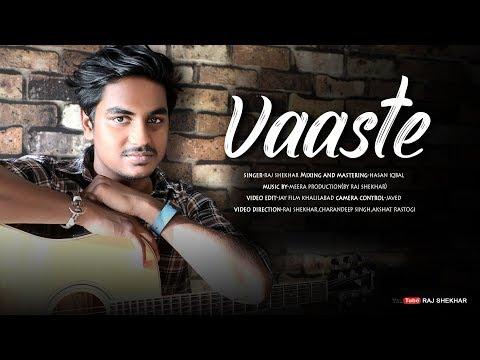 Vaaste cover | Dhvani Bhanushali and Nikhil D'Souza | Raj Shekhar