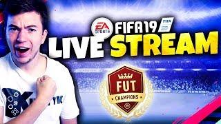 ????FUT Champions składem za 20k xD | FIFA 19 live - Na żywo