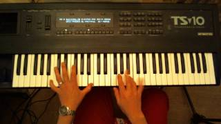 Solo Piano - Blackstreet - Deep
