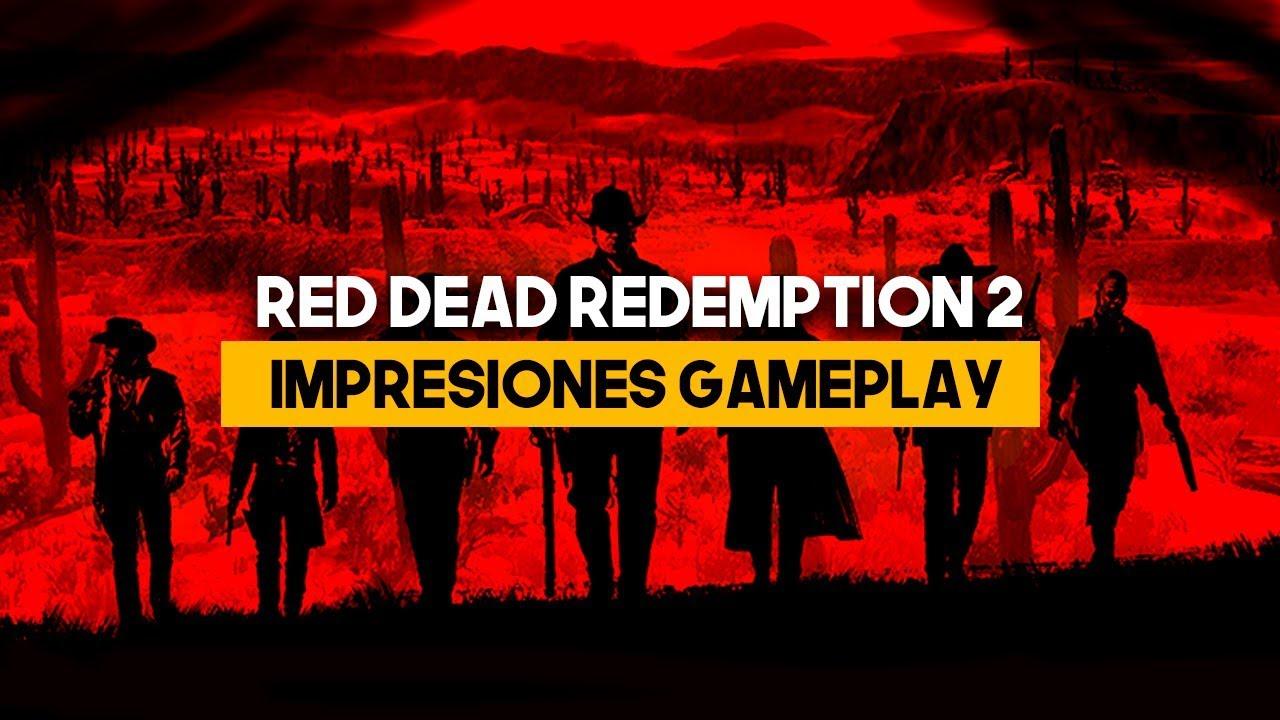 RED DEAD REDEMPTION 2: TODO sobre su GAMEPLAY