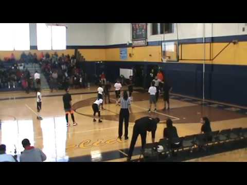 8th Annual Just A Chance Girls 7th Grade Middle School All Star Game Part 1