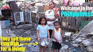 Travel to Manila Philippines and Meet this Poor Family. The Zombies in the World's Society