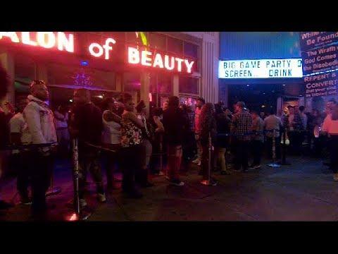 Las Vegas Super Bowl wknd: Epic gospel plunder in sin city!