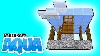 Unendlich Dorfbewohner züchten! Neue Farm! - Minecraft 1.13 AQUA #28