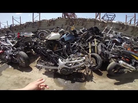 Tham quan nghĩa địa xe cũ ở Arizona USA