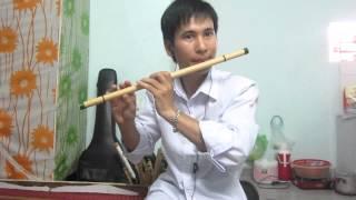 Còn thương rau đắng mọc sau hè (sáo trúc) cover Uyên Trang