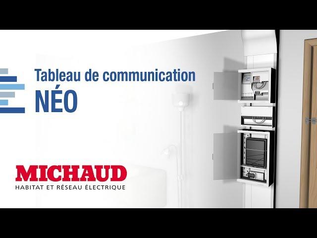 Module dextension tableau de communication N/ÉO