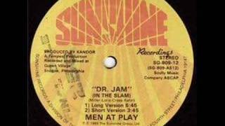 Men At Play - Dr JAM (in the slam)