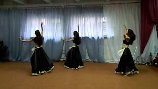 Цыганский танец (тренировка)(КВТ