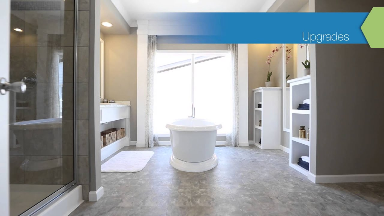 clayton homes bathroom upgrades youtube On bathrooms r us clayton
