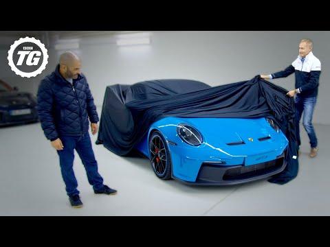 THIS is the new Porsche GT3: Chris Harris goes to Porsche GT Heaven   Top Gear