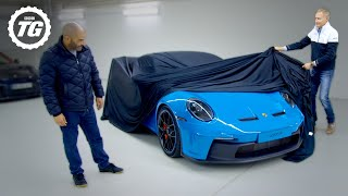 THIS is the new Porsche GT3: Chris Harris goes to Porsche GT Heaven | Top Gear