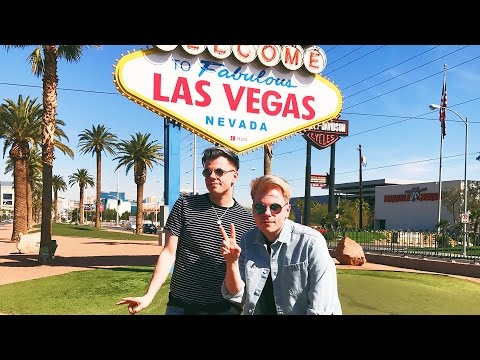 Las Vegas, Nevada! - Grand Canyon, The Strip, High Roller, Downtown